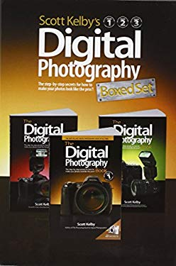 Scott Kelby's Digital Photography, 3-Volume Set