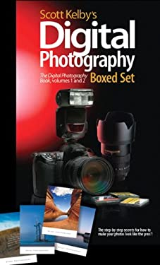 Scott Kelby's Digital Photography Set: The Digital Photography Book, Volumes 1 and 2 9780321604033