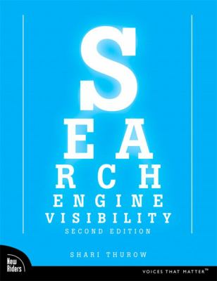 Search Engine Visibility 9780321503244
