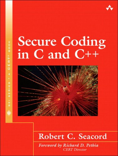Secure Coding in C and C++ 9780321335722