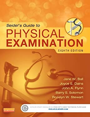 Seidel's Guide to Physical Examination 9780323112406