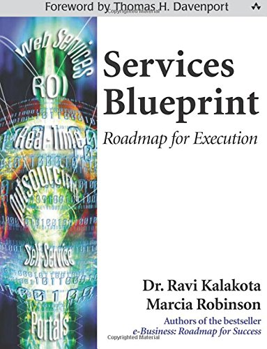 Services Blueprint: Roadmap for Execution 9780321150394