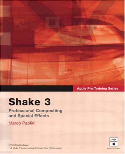 Shake 3 [With DVD] 9780321197252