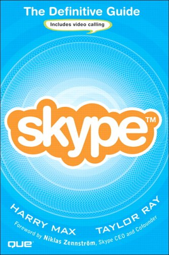 Skype: The Definitive Guide 9780321409409