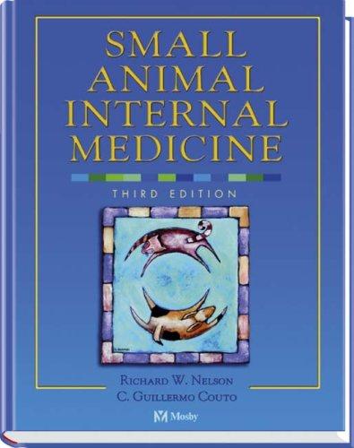 Small Animal Internal Medicine 9780323017244