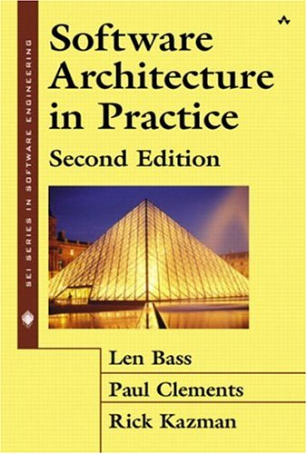 Software Architecture in Practice 9780321154958