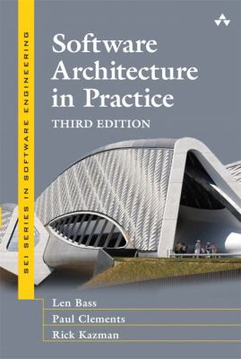 Software Architecture in Practice 9780321815736