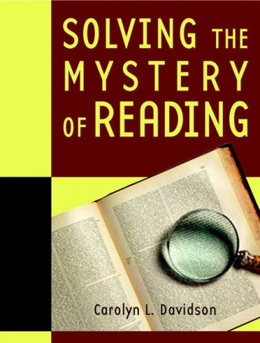 Solving the Mystery of Reading 9780321273390