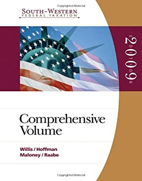 South-Western Federal Taxation: Comprehensive Volume [With CDROM] 9780324660524