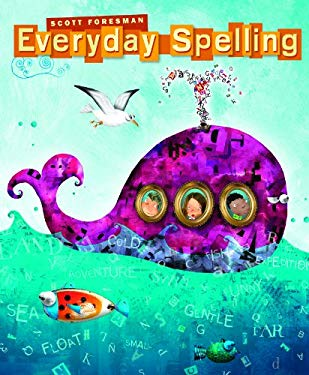 Spelling 2008 Student Edition Consumable Grade 3 9780328222933