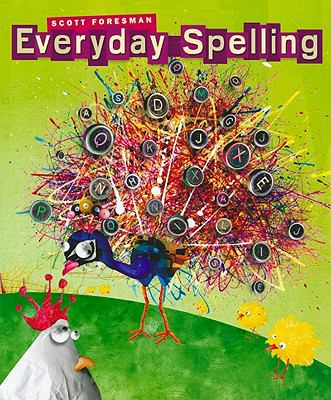 Spelling 2008 Student Edition Consumable Grade 5 9780328222957