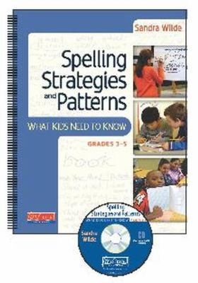 Spelling Strategies and Patterns 9780325008417