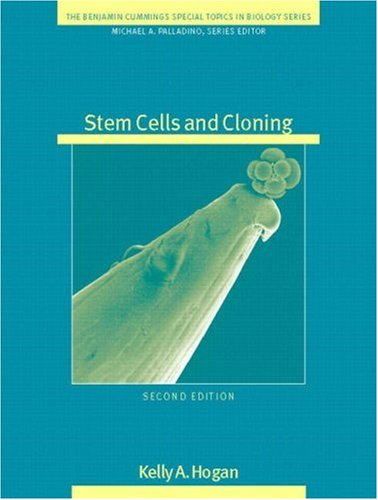 Stem Cells and Cloning 9780321590022