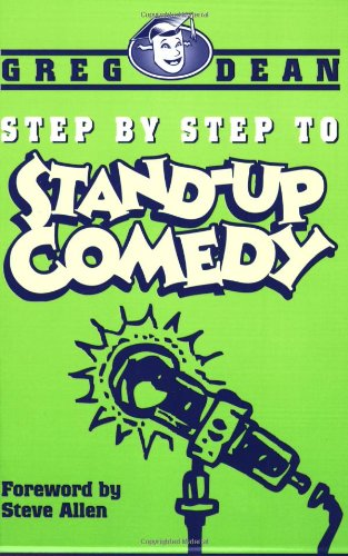 Step by Step to Stand-Up Comedy 9780325001791