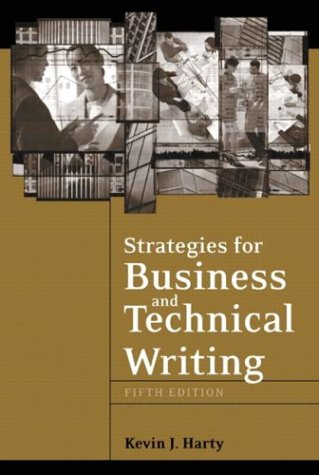 Strategies for Business and Technical Writing 9780321241955