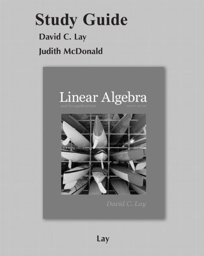 Linear Algebra and Its Applications 9780321388834