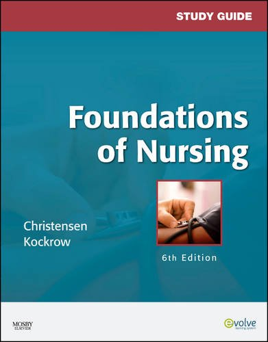 Foundations of Nursing 9780323057356