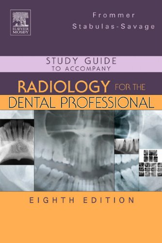 Study Guide to Accompany Radiology for the Dental Professional 9780323030700