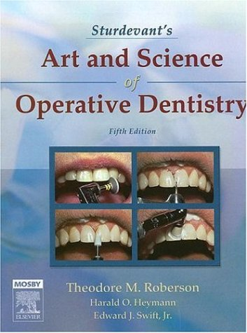 Sturdevant's Art and Science of Operative Dentistry 9780323030090