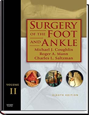 Surgery of the Foot and Ankle: 2-Volume Set 9780323033053