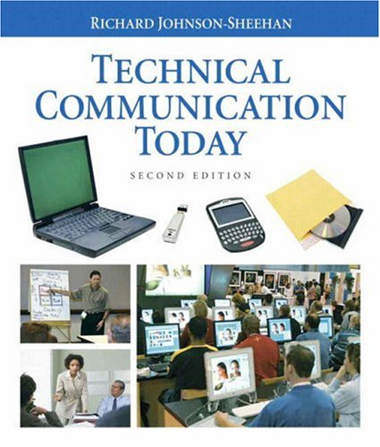 Technical Communication Today 9780321457585