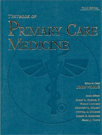 Textbook of Primary Care Medicine 9780323008280
