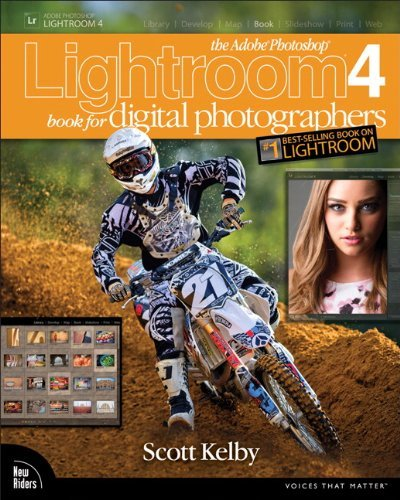 The Adobe Photoshop Lightroom 4 Book for Digital Photographers 9780321819581