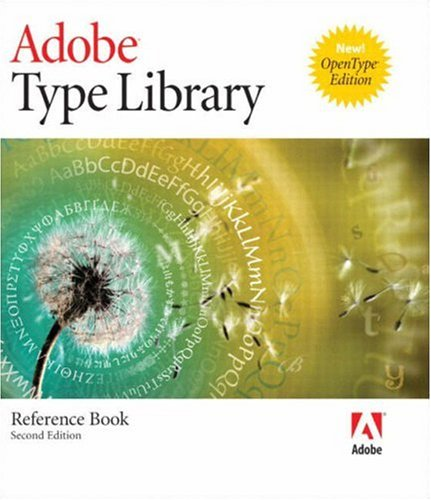 The Adobe Type Library Reference Book 9780321194015