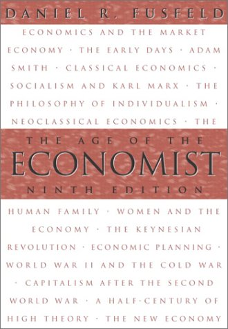 The Age of the Economist 9780321088123