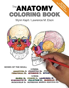 The Anatomy Coloring Book 9780321832016