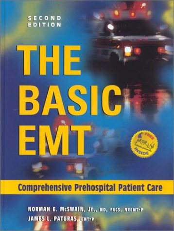 The Basic EMT Comprehensive Prehospital Patient Care 9780323011167