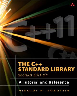 The C++ Standard Library: A Tutorial and Reference 9780321623218