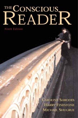 The Conscious Reader 9780321160744