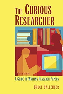 The Curious Researcher 9780321366498