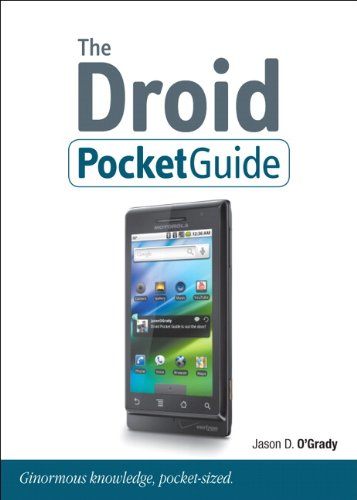 The Droid Pocket Guide 9780321711939
