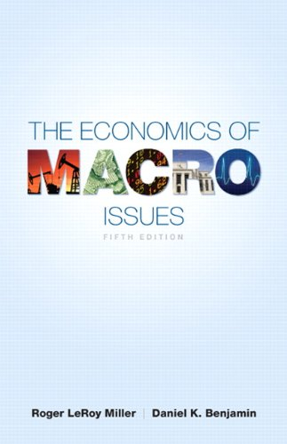 The Economics of Macro Issues 9780321716798