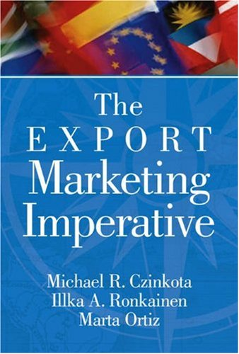 The Export Marketing Imperative 9780324222586