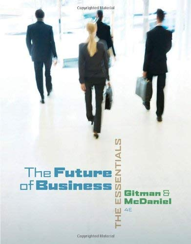 The Future of Business: The Essentials 9780324590760