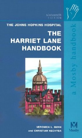 The Harriet Lane Handbook 9780323014861