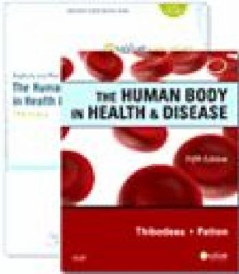 The Human Body in Health & Disease [With Access Code] 9780323054881