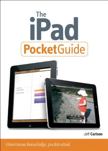 The iPad Pocket Guide 9780321717580