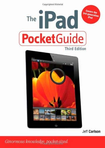 The iPad Pocket Guide 9780321834652