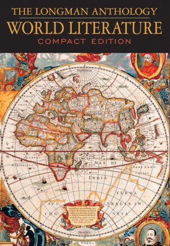 The Longman Anthology of World Literature 9780321436900