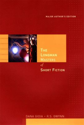 The Longman Masters of Short Fiction 9780321089007