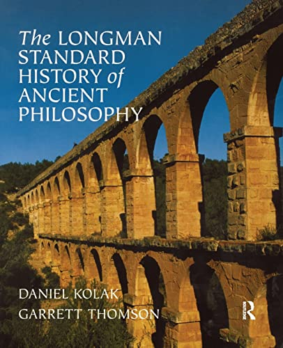 The Longman Standard History of Ancient Philosophy 9780321235138