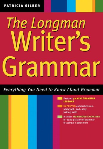 The Writer's Grammar: Everything You Need to Know about Grammar 9780321333704
