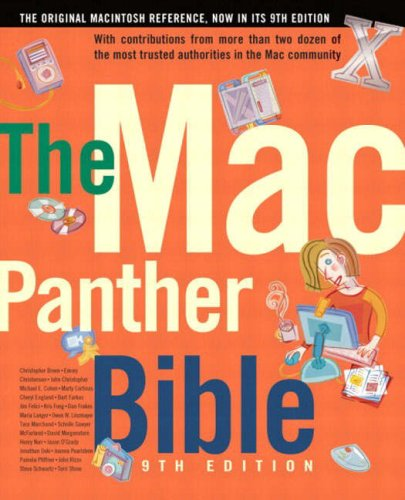 The Macintosh Bible 9780321213495