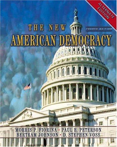 The New American Democracy, Alternate Edition