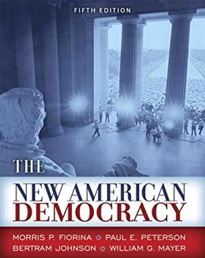 The New American Democracy 9780321416148
