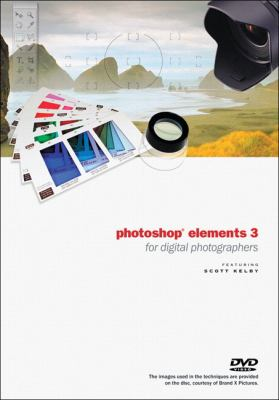 The Photoshop Elements 3 Book for Digital Photographers DVD